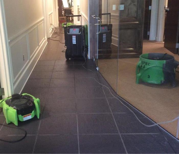 Water Damage in Fairhope, AL After