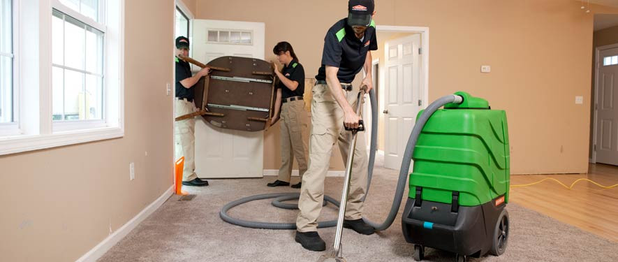 Daphne, AL residential restoration cleaning
